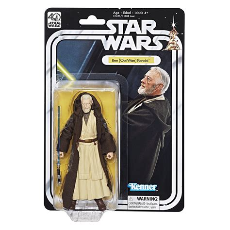 star wars anniversary star wars 40th anniversary action figures