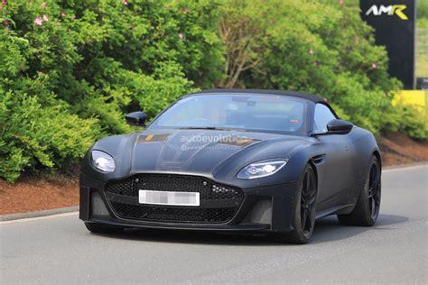 2019 Aston Dbs by 2019 Aston Martin Dbs Superleggera Shows More Skin Debuts