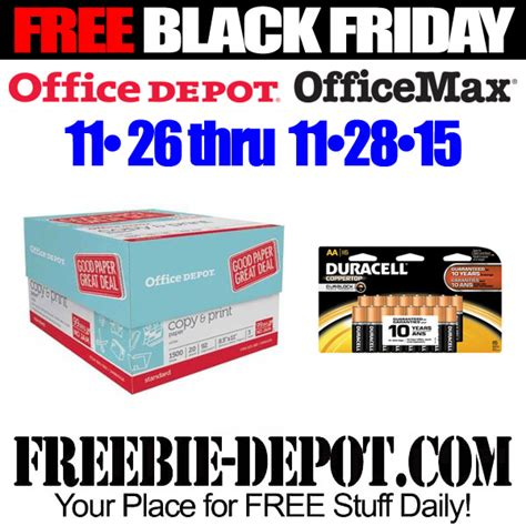 Office Depot Coupons Entire Purchase Black Friday At Office Depot Officemax 2017 2018 Cars