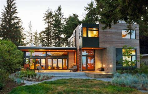 Modernes Haus Im Wald by Moderne Architektur In Der Pr 228 Rie H 228 User Mit