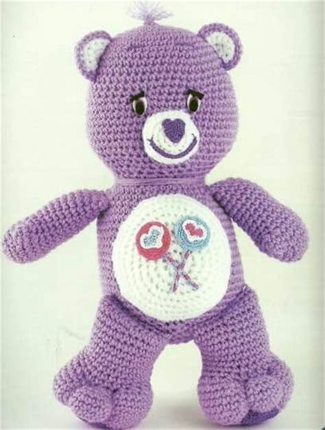 Sweater Dc By Amoroso 1000 images about crochet carebears on free
