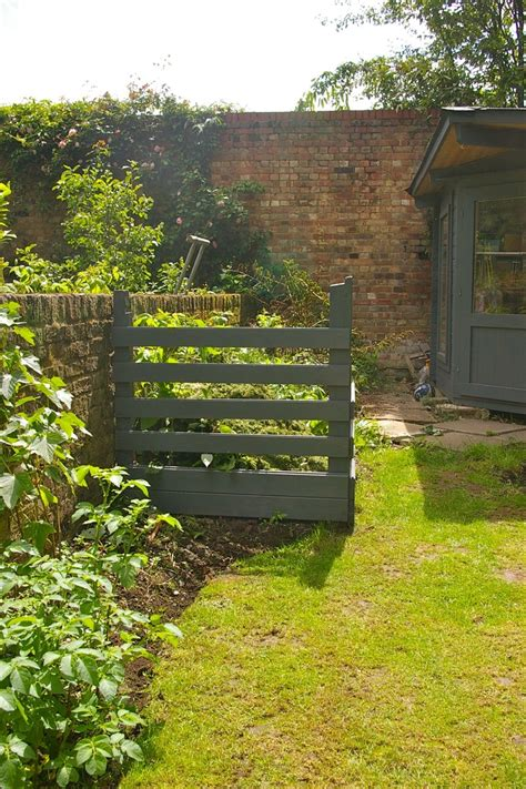 1000 ideas about small garden fence on fence