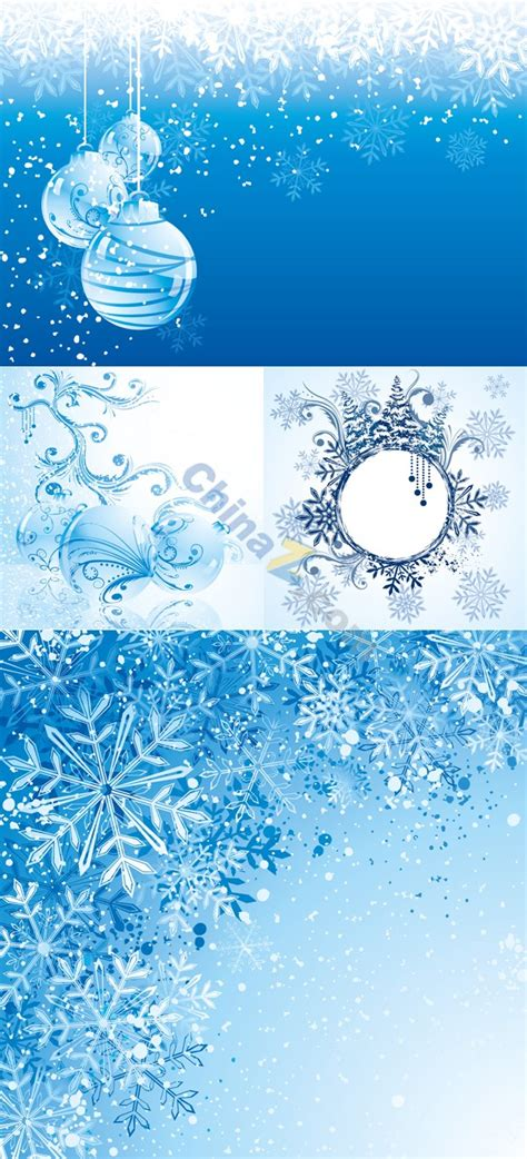 new year card design template blue new year card vector design template millions