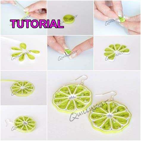Handmade Tutorials - 1000 images about quilling sles on