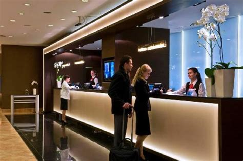 Hotel Front Desk by Front Desk Picture Of Radisson Sobieski Hotel Warsaw