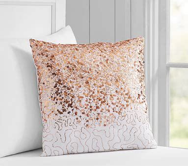 Sequin Decorative Pillows by Sequin Decorative Pillow Pottery Barn