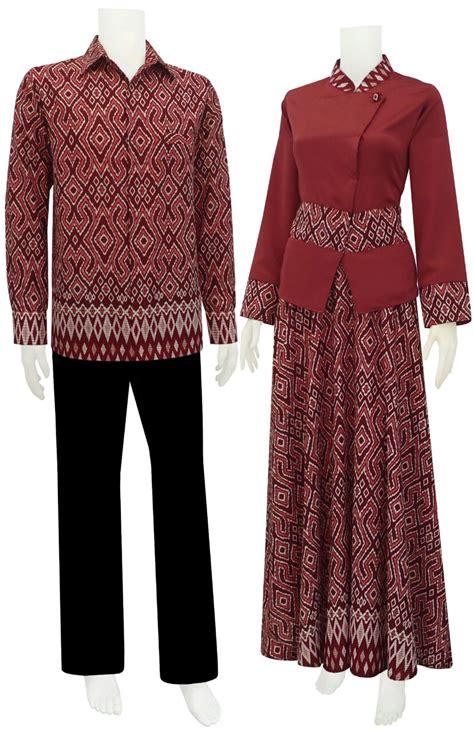 Model Baju Sepasang Terbaru 19 Model Baju Batik Sarimbit Sepasang Terbaru 2012 Baju