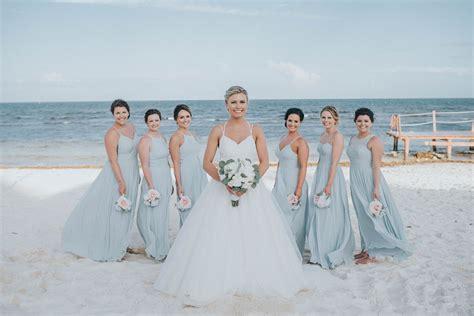 cancun resort lesbian destination beach wedding