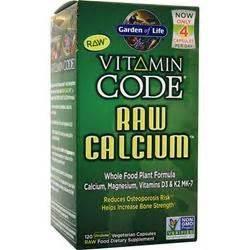 Garden Of Calcium Reviews Garden Of Vitamin Code Calcium On Sale At