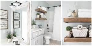 Farmhouse Bathroom Ideas farmhouse bathroom renovation ideas bless er house blog bathroom