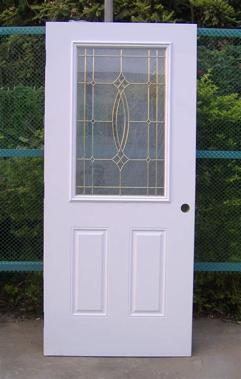 Glass Panel Door by Glass Panel Door Modern Home House Design Ideas
