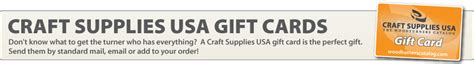 Turners Gift Card Balance - gift cards craft supplies usa
