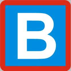 the letter b clipart best
