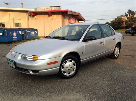 2002 saturn sl1 2002 saturn s series sl1 sl1 4dr sedan in cloud mn