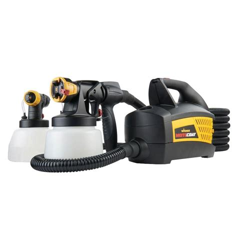 home depot spray paint attachment wagner motocoat paint sprayer 0529031 the home depot