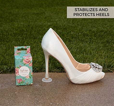 High Heel Protectors THREE SIZES Stoppers for Small/Medium