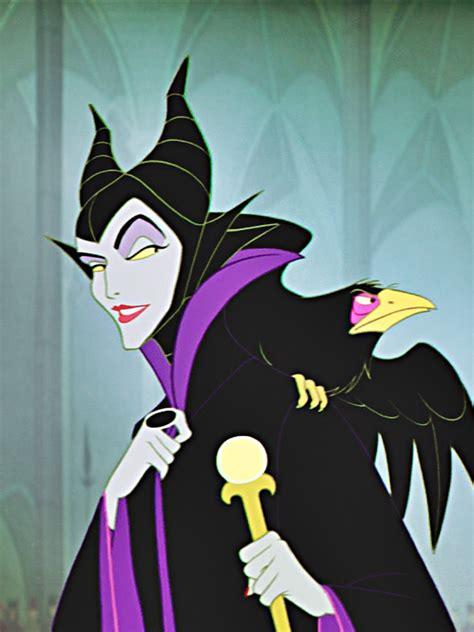 Disney Maleficent sleeping a moving of david lipton