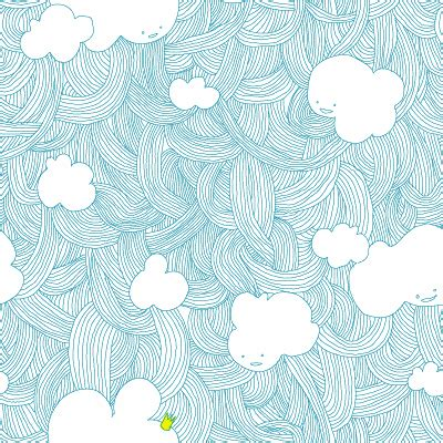 Cloud Pattern Tumblr | blue backgrounds for your tumblr blog tumblog it