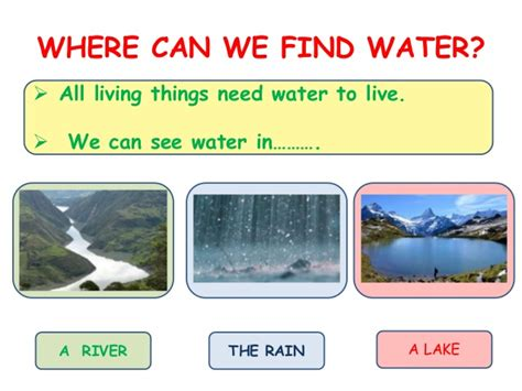 where to buy water water and air are important