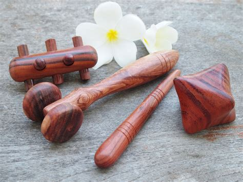 wooden tools thai massage wooden hand massage tools