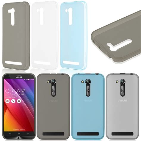 Zenfone Go 4 5 New Zb452kg Tpu Shining Chrome tpu silicone protector matte clear cover for asus zenfone go zb452kg 4 5 quot