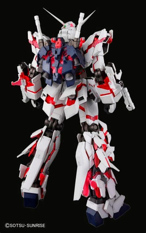 Pg 160 Unicorn Gundam Psycho Frame pg 1 60 rx 0 unicorn gundam release info box and