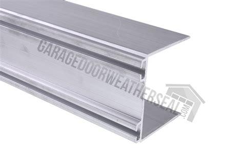 Garage Door Bottom Retainer 2 X 2 Garage Door Bottom Seal Installation