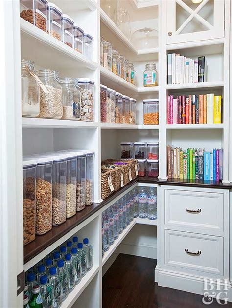 Kitchen Pantry Masters These Pantries Will Make A Type A S Day