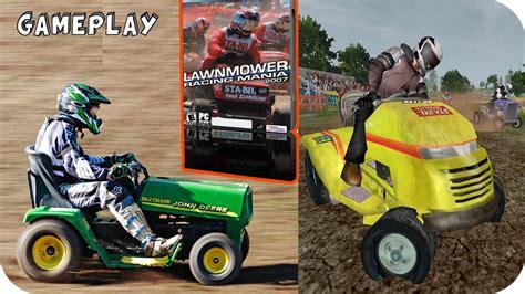 rebels and rednecks lawn mower racing lawn mower racing mania 2017 demo badcnemike s