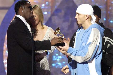 eminem grammy eminem is the only person who thinks he won t win a grammy