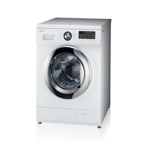 Lg Mesin Cuci Wd P1411rd6 lg mesin cuci front loading wd m1480ad6 8 kg 1 tabung