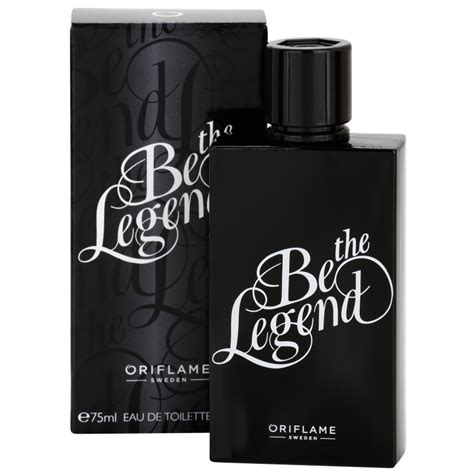 Parfum Oriflame Be The Legend oriflame be the legend eau de toilette for 2 5 oz