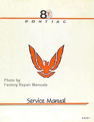 1990 pontiac lemans gm factory service shop repair manual 1989 pontiac firebird and trans am factory service manual original shop repair factory repair