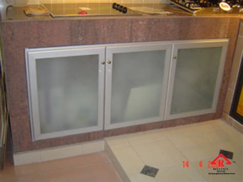 Aluminum Cabinet Doors - aluminium cabinet door reliance homereliance home