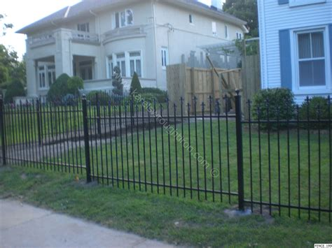 rod iron table ls fence gates wrought iron gates and fencing