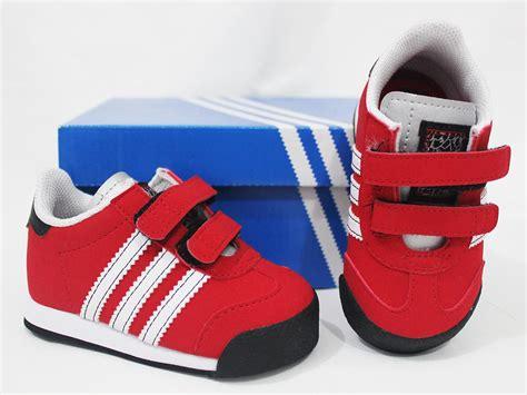adidas originals samoa baby toddler shoes us 4 5 6 7 8 9 10 black ebay