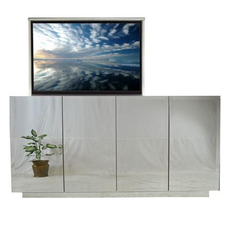 best tv lift cabinet matukewicz furniture tv lift cabinets tv lifts tv lift