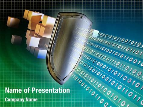 information security powerpoint template data security powerpoint templates data security