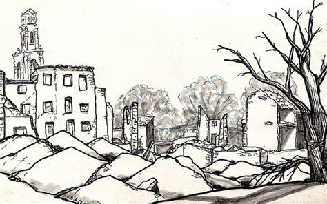 imagenes blanco y negro faciles para dibujar paisajes en blanco y negro para dibujar con l 225 piz imagui