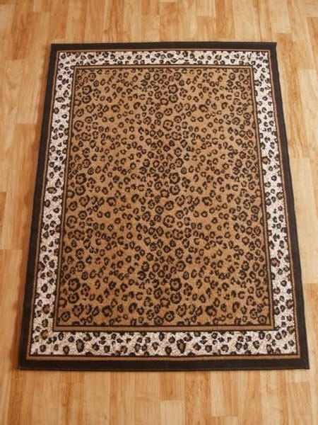 leopard print rug leopard print area rug border rug leopard rug