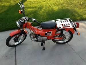Trail 110 Honda Buy Honda Trail 110 On 2040 Motos