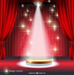 Red Theatre Curtains Fondo Para 15 A 241 Os En Vectores Quince Pinterest Bonito