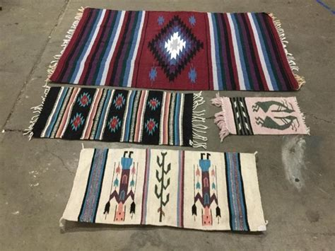 Mexican Style Area Rugs by American Mexican Style Colorful Area Rugs