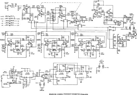 Stereo Tone Plus Subwoofer Echo Reverb Mic 093 parametric equalizer schematic gyraf audio diy calrec eq