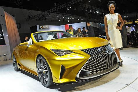 does lexus a 7 seater does lexus lf c2 get your attention for the right or