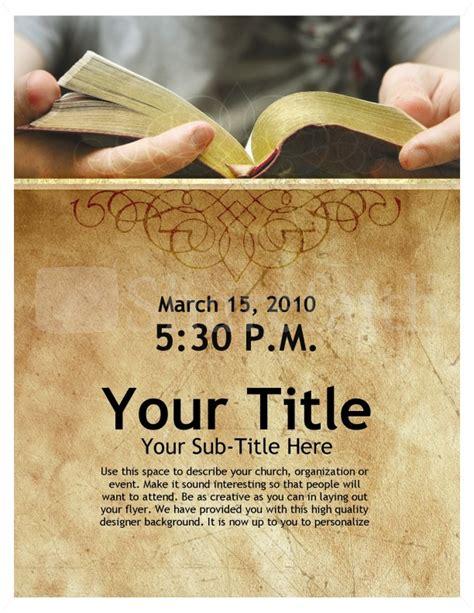 bible study flyer template free bible study flyer template free images