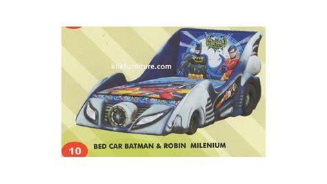Bigland Batman And Robin Bed 100 X 200 Fullset bed car batman dan robin milenium bigland harga promo termurah no 1