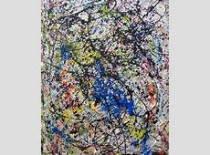 Jackson Pollock | 171 Obra | Ordem Gravura De Qualidade De ... Jackson Pollock Number 10 1949