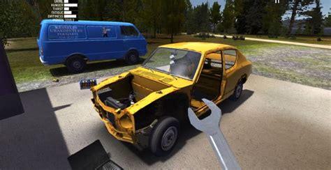 summer car review early access rock paper shotgun