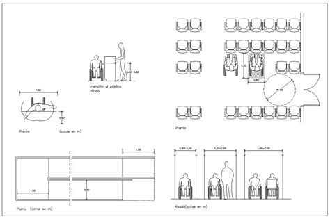 Q Cad Drawing by Accessibility Facilities Drawings V3 Cad Design Free